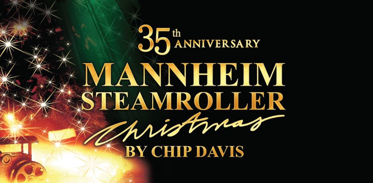 Mannheim Steamroller Christmas by Chip Davis: 35th Anniversary