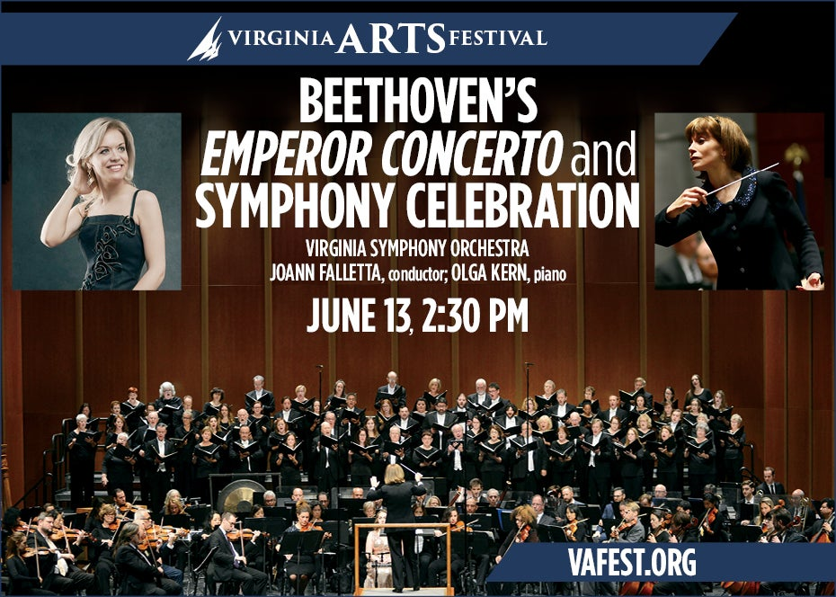Beethoven's Emperor Concerto and Symphony Celebration