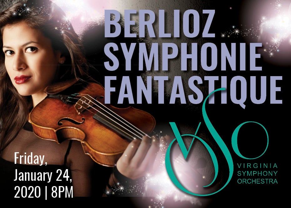 More Info for Berlioz Symphonie Fantastique