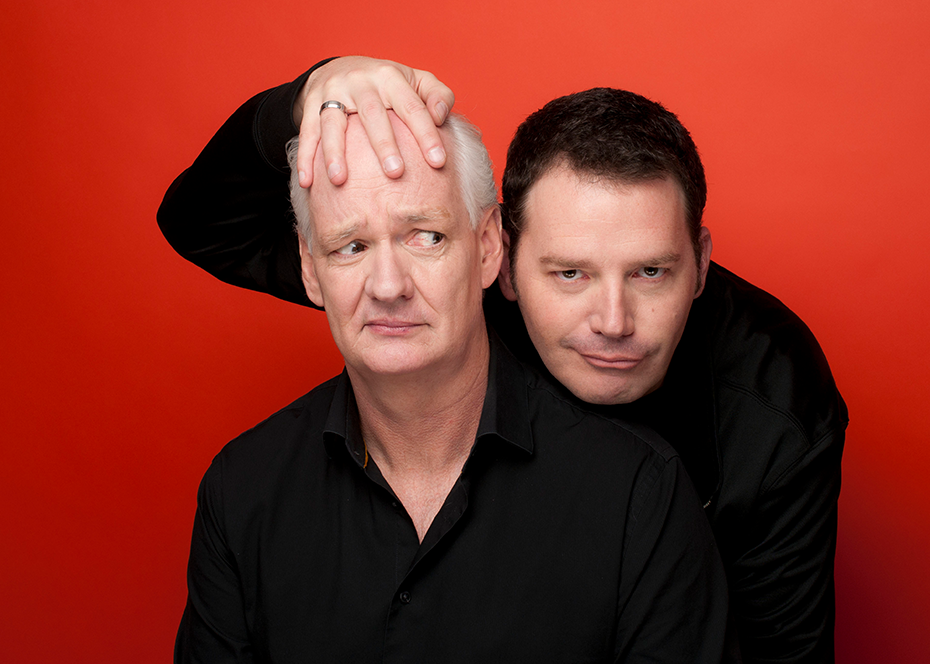 More Info for Colin Mochrie & Brad Sherwood: Scared Scriptless Tour