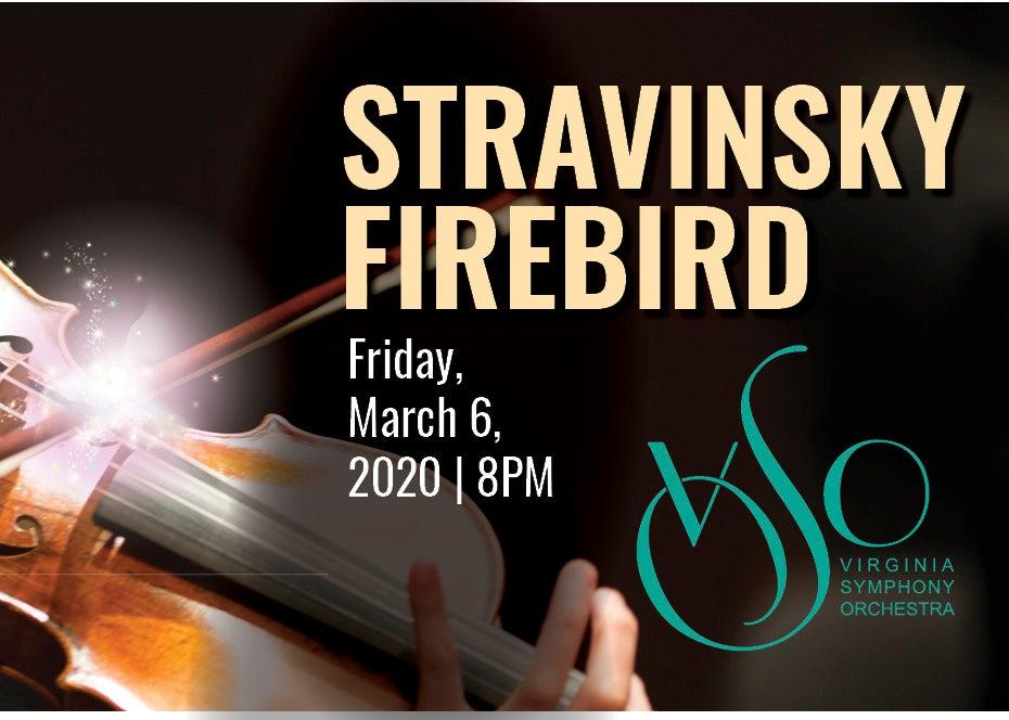 More Info for Stravinsky Firebird