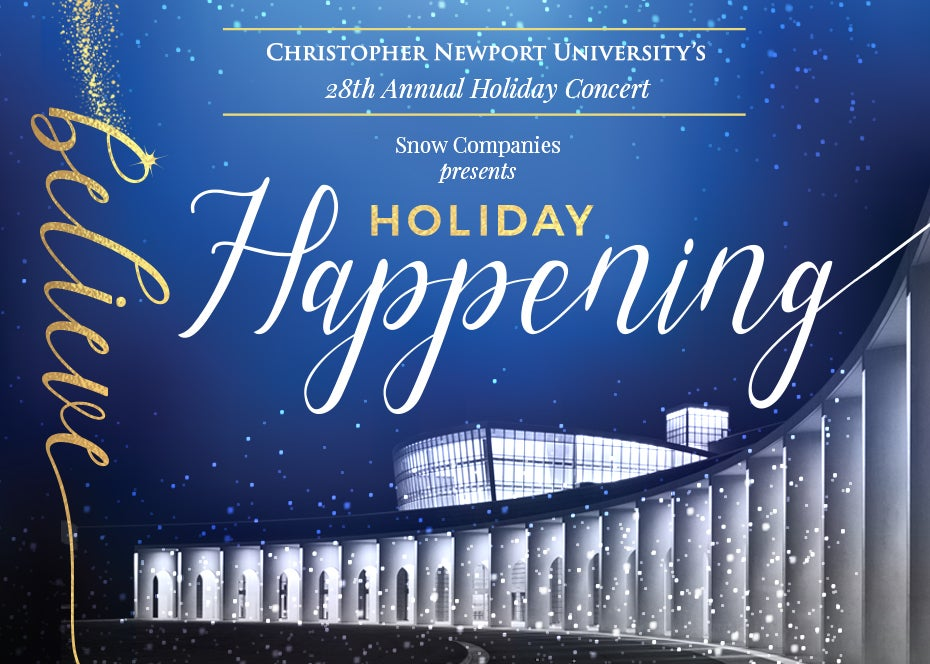 More Info for CNU Holiday Happening 2019!