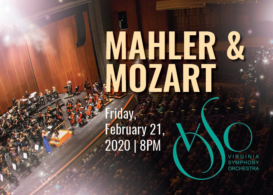 Mahler and Mozart