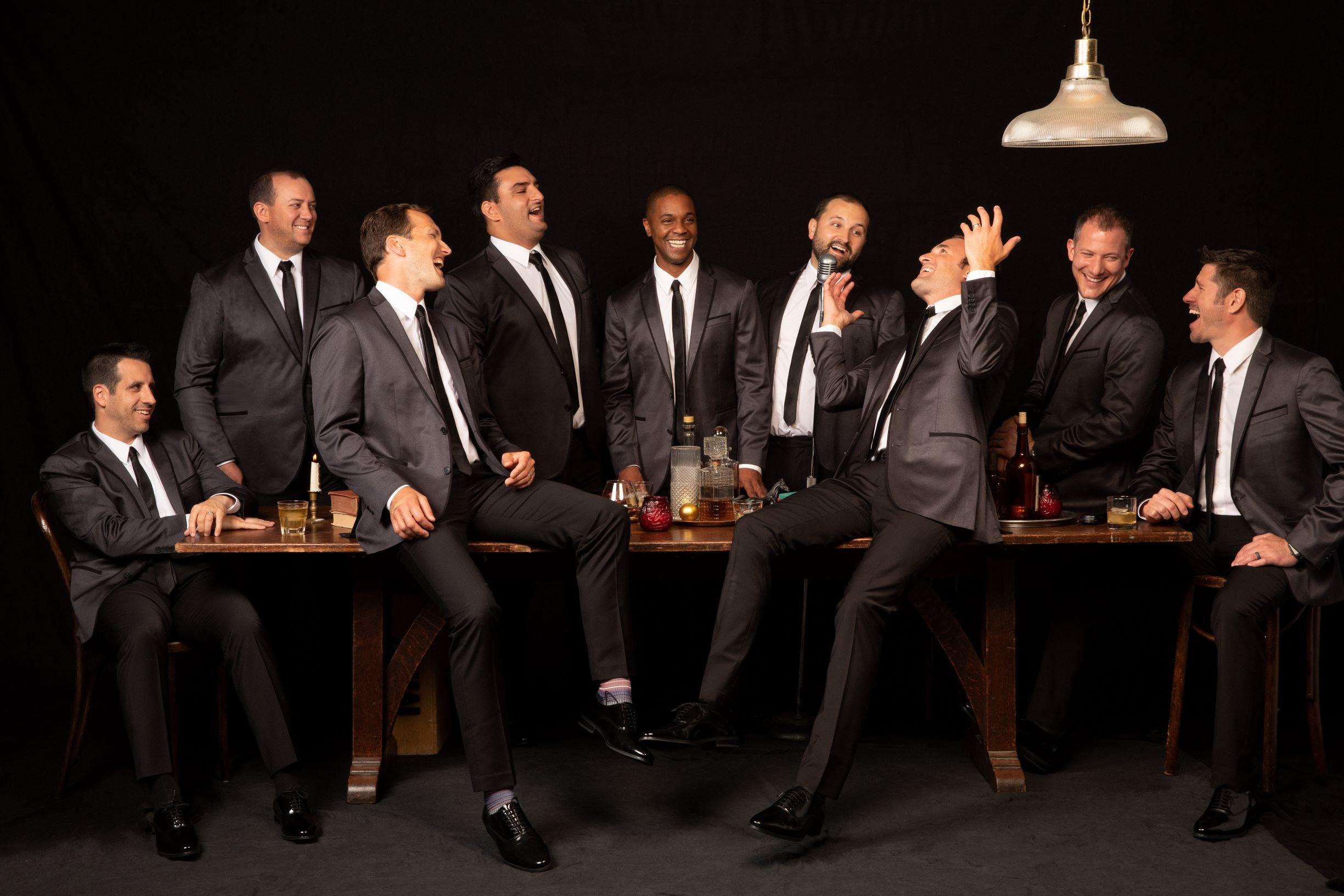 "More Info for Straight No Chaser ""The Open Bar Tour"""
