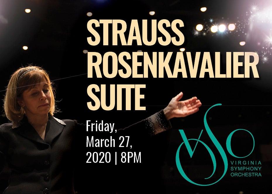 More Info for Strauss Rosenkavalier Suite