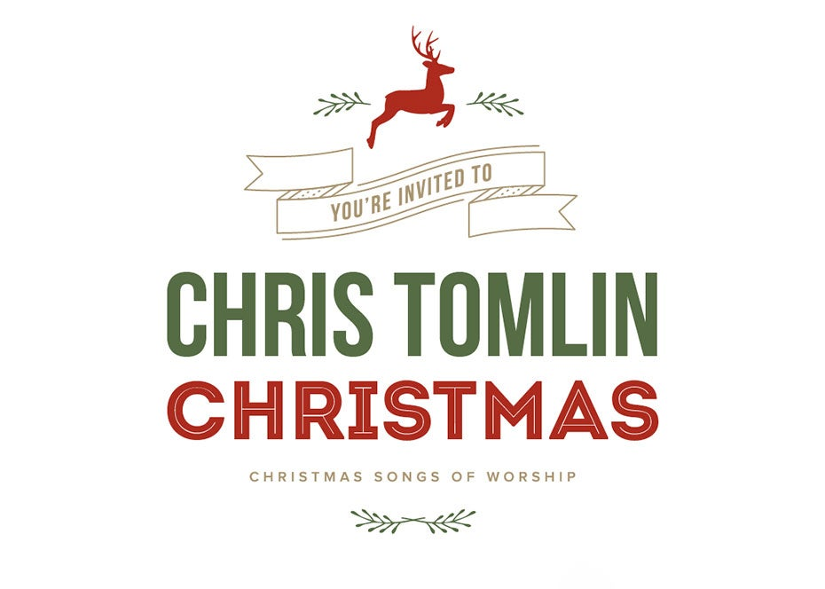 More Info for Chris Tomlin Christmas