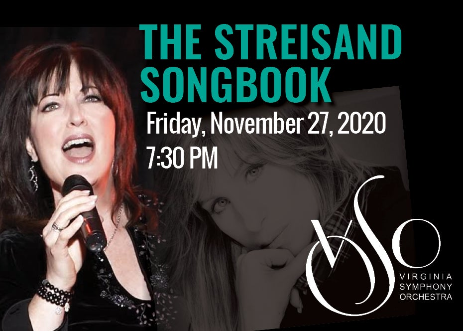 More Info for The Streisand Songbook with Ann Hampton Callaway